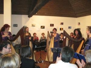Concerto del 1 marzo 2009 presso la Torre Colombera di Gorla Maggiore (VA)