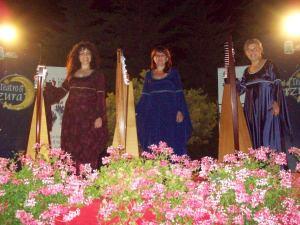 Concerto del 18 agosto a Borgo a Mozzano (LU) - Giardino ex convento oblate