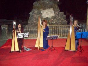 Concerto del 19 agosto 2009 a Valdottavo (LU)