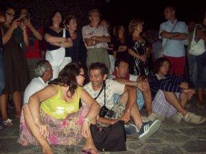 Musica d'arpa alla Torre - 22 agosto 2009 - Castello del Piagnaro