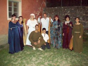 Il Cerchio delle Fate e alcuni ... castellani!