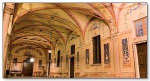 Palazzo Secco Pastore a San Martino di Gusnago - Ceresara (MN)