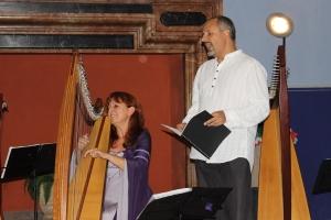 Patrizia Borromeo e Giovanni Biscuolo