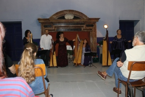Patrizia Borromeo e Il Cerchio delle Fate a Villa Clerici - Cuggiono (MI)