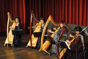 Il Cerchio delle Fate : concerto di  Natale al piccolo teatro santa Maria di Inverigo (CO)