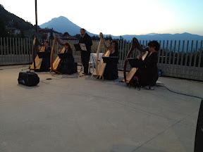 Costa Valle Imagna (BG) - Arpe in festa - 7 luglio 2012