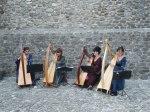 Patrizia Borromeo e Il Cerchio delle Fate a Medievalis 2012