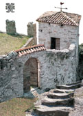 Torretta federici : località Castellino - Artogne (BS)