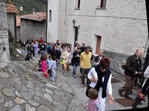 Castellino di Artogne (BS) 13 ottobre 2012