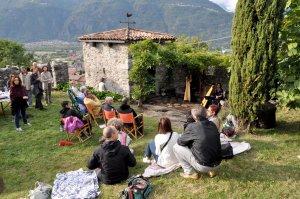 Il Cerchio delle Fate a  Castellino, Artogne (BS) 13 ottobre 2012
