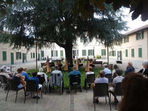 Patrizia Borromeo e Il Cerchio delle Fate  Villa Teruzzi - Concorezzo (MI) 14 giugno 2013