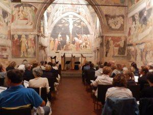 Oratorio di Santo Stefano, cappella gentilizia del XIV secolo