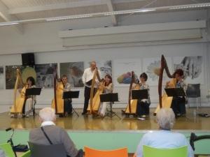 25 maggio 2014 Musica per gli ospiti della RSA