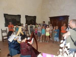 Il Cerchio delle Fate al Castello di Rossena (RE)