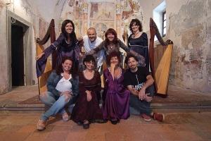 Patrizia Borromeo e Il Cerchio delle Fate con Corinne Rota e Fulvio Manzoni