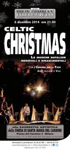 Celtic Christmas a Milano - 6 dicembre 2014