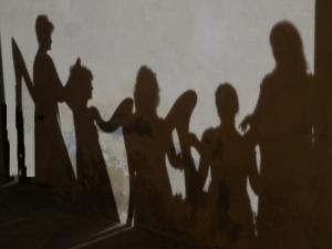 Patrizia Borrome e Il Cerchio delle Fate : ensemble di arpe celtiche e voci