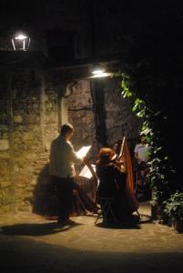 Patrizia Borromeo e Giovanni