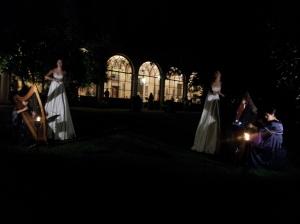 Patrizia Borromeo e Il Cerchio delle Fate - Ensemble di arpe celtiche
