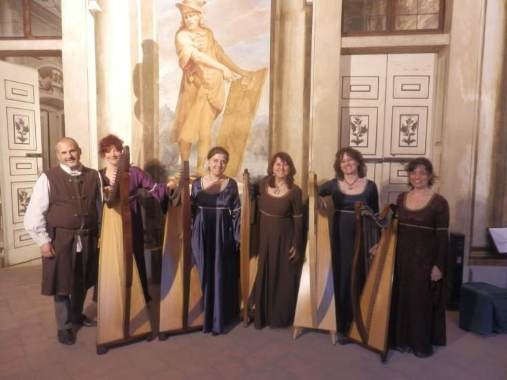 Patrizia Borromeo e Il Cerchio delle Fate