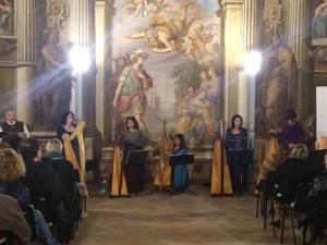 Patrizia Borromeo e Il Cerchio delle Fate - Cesano Maderno (MI) 25 ottobre 2015