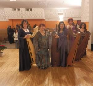 Patrizia Borromeo e Il Cerchio dele Fate a Muggiò (MB)