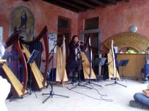 Patrizia Borromeo e Il Cerchio delle Fate a Cascina Bagaggera - 1 maggio 2016