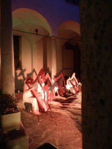 Ensemble di arpe celtiche a Milano - 6 luglio 2016