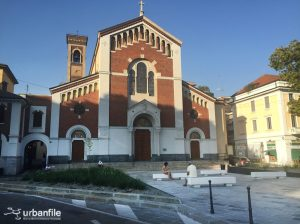 Chiesa di San Pietro in Sala - Milano