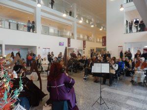 Patrizia Borromeo e Il Cerchio delle Fate a Garbagnate (MI) 27 Novembre 2016