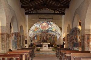 La Pieve romanica di San Pietro a Volpedo (AL)