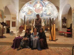 Patrizia Borroemeo e Il Cerchio delle Fate a Volpedo (AL) - 22 dicembre 2016