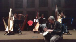 Patrizia Borromeo e Il Cerchio delle Fate - Auditorium Tilane - Paderno Dugnano (MI) 7 aprile 2018
