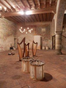 Patrizia Borromeo e Il Cerchio delle Fate al Castello di Malpaga (BG)